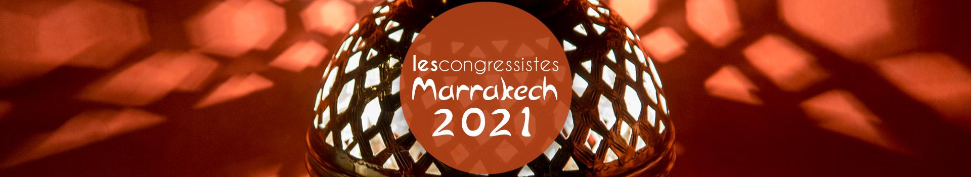 Congrès médico-dentaire les congressistes Marrakech 2021